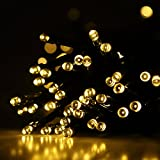 Lichterkette   LED Lichterkette   infinitoo 200er 20m Niedrigspannung Lichterkette...