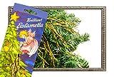 Helmecke & Hoffmann * Stanniol Eislametta Baumdeko Baumbehang Christbaumschmuck