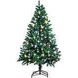 amzdeal Weihnachtsbaum - 180 cm ca. 850 Astspitzen Künstlicher Weihnachtsbaum,...