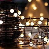 Lichterkette, von myCozyLite, LED Lichterkette mit timer, EU Stecker, 15m, 100er,...