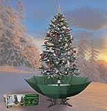 Schneiender Weihnachtsbaum - selbstschneiender Christbaum, grün - 200 cm