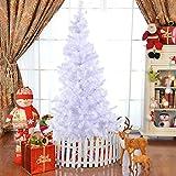 COSTWAY Weihnachtsbaum künstlicher Tannenbaum Christbaum Kunstbaum Dekobaum mit...