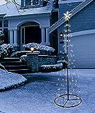 Benelando LED Weihnachtsbaum in DREI Größen (180 cm)