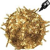 VOLTRONIC 50 100 200 400 600 LED Lichterkette für innen und außen (Bureau Veritas...