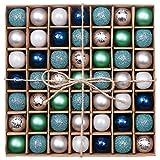 Valery Madelyn 49-tlg Winter Wünsche Weihnachten Traumhafter Winter Blaue und...