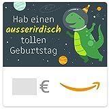 Digitaler Amazon.de Gutschein (Ausserirdischer Geburtstag)