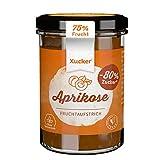Xucker Fruchtaufstrich Aprikose mit Xylit - Fruchtiger Brotaufstrich mit Xylitol -...