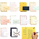 Briefpapiere und Briefumschlag,30pcs Briefpapier-Set,Briefpapier...