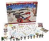 Shaun the Sheep Weihnachts Adventskalender Wallace and Gromit Enthalt Figuren Puzzles...