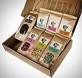 TeaItUp Tee Geschenk-Set zum Mischen, Entdecken & Genießen | 7 Teesorten | 100+...