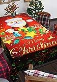 Aitsite Tischdecke Weihnachten Weihnachtstischdecke Weihnachten Home Party...