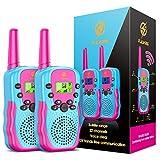 Dreamingbox Walki Talki Kinder ab 3-8 Jahre, Spielzeug ab 3 4 5 6 7 8 9 Jahre für...