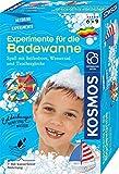 KOSMOS 657833 Experimente für die Badewanne, Experimentier-Spaß mit Seifenboot,...