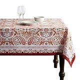 Maison d' Hermine Orient 100% Baumwolle Tischdecke für Küche | Abendessen |...