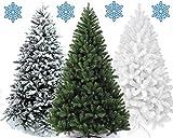 XONIC Künstlicher Weihnachtsbaum Tannenbaum 30,60,90,120, 150, 180,210 240cm...