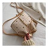 LHMILY Damen Handtasche SchultertascheKorean Fashion Presbyopia Bucket Bag...