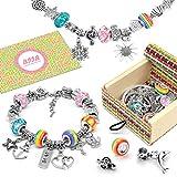 BIIB Charm Armband Kit DIY - Geschenke für Mädchen Teens, 2021 Kleine Geschenke...
