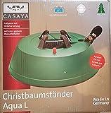 Christbaumständer Aqua, Fußpedal mit Hebelsicherung, mit Wasserbehälter (2.20)