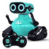 ALLCELE RC Roboter Kinder Spielzeug, Ferngesteuertes Auto Roboter Spielzeug mit...