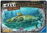 Ravensburger EXIT Adventskalender 2020 - Das gesunkene U-Boot - Ideal für Escape...