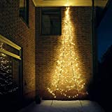 Fairybell Wall 400CM-240LED Warm Weiss
