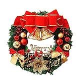 Sayla Weihnachten Dekoration Kreativ Weihnachten Türkranz Weihnachten Dekoration...