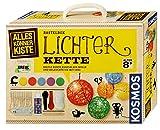 KOSMOS AllesKönnerKiste Lichterkette zum Selbermachen - DIY-Bastelset für Mädchen...