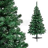 [DQ-PP] Weihnachtsbaum 150cm grün CLASSIC + künstlich Tannenbaum Christbaum...