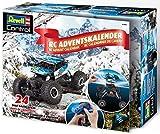 Revell 01026 RC Adventskalender, 4WD Offroad-Crawler, mit GHz-Fernsteuerung und...