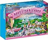 PLAYMOBIL Adventskalender 70323 Königliches Picknick im Park, Für Kinder ab 4...